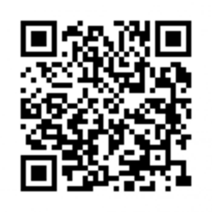 こちらのQRコードから、友達追加をおねがいします♪