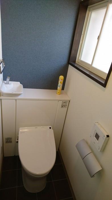 トイレは平成22年に入替済みです♪
