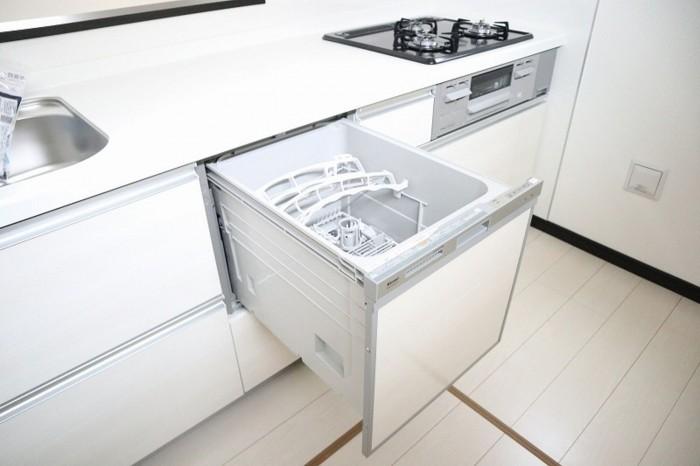 【食器洗い乾燥機】全棟についています