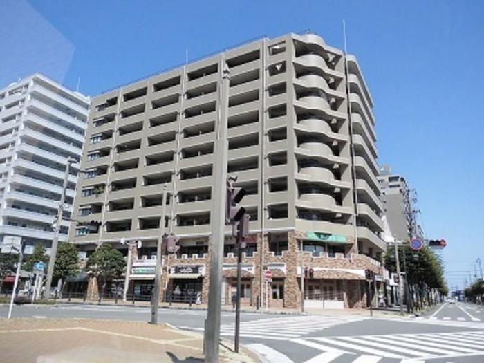 【マンション】エンブルステーション藤枝8階角部屋!  2,480万円にNEWプライス!  藤枝駅ロータリー内の非常に便利な立地です♪