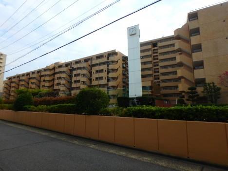 ダイアパレス東白壁C棟中古マンション